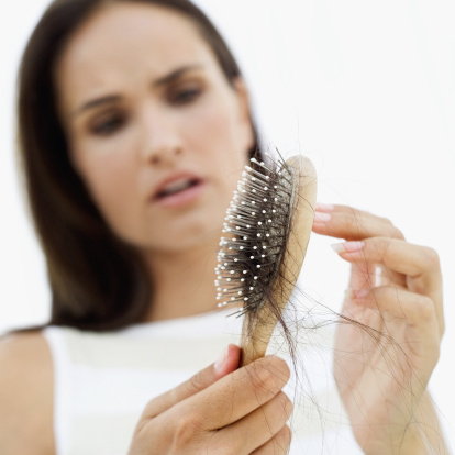 August is National Hair Loss Month