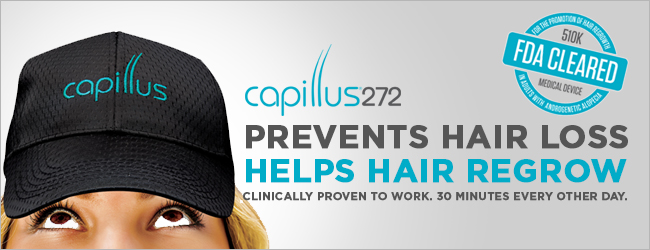 Capillus272™ Home-Use Laser Therapy Cap
