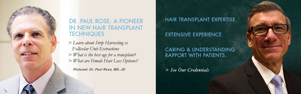 Welcome to the Hair Transplant Institute