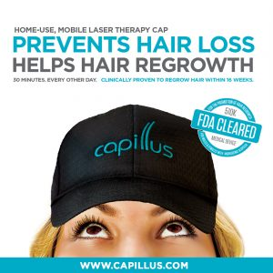 Why We Choose Capillus Over Theradome for Hair Loss Treatment