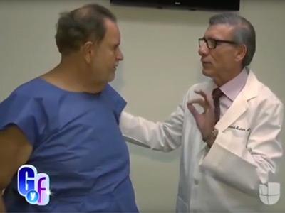 Dr. Nusbaum on Despierta America