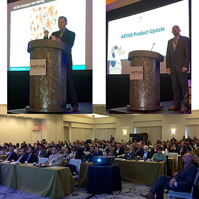 Dr. Rose Presents at 2016 ARTAS® User Meeting