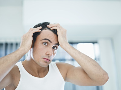 The Best Treatment for a Receding Hairline