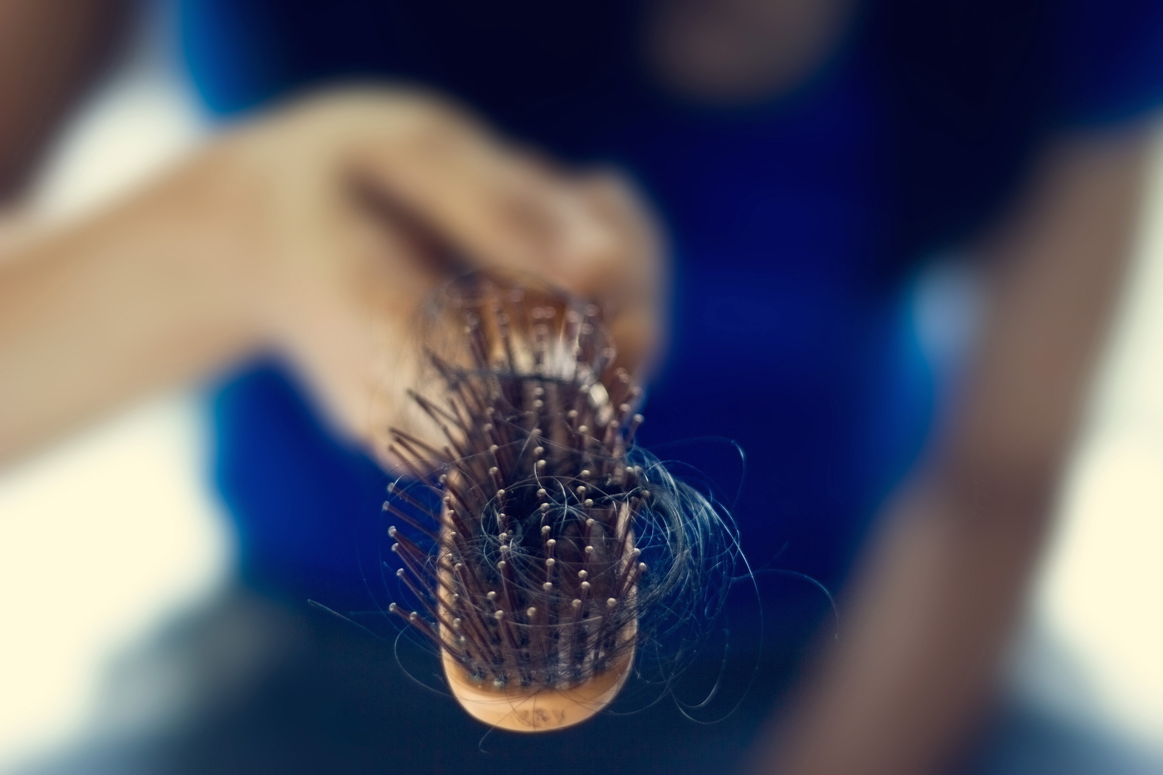 hairbrush for thinning