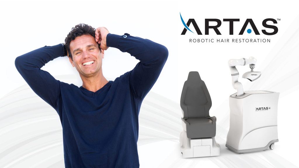 The ARTAS iX Robotic Hair Restoration System Upgrade in Detail