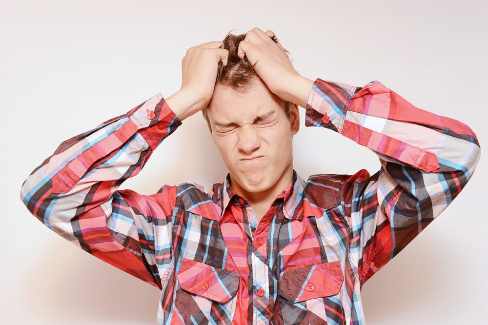 Top 4 Reasons Teenagers Experience Hair Loss