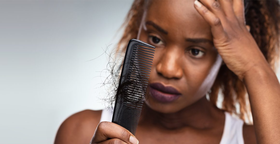 New Study Sheds Light On Link Between Stress and Hair Loss